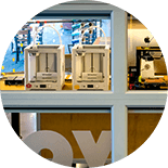 Lulzbot Mini 3D printers at the Innovation Garage