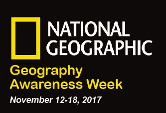 Logo for National Geographic Geoweek