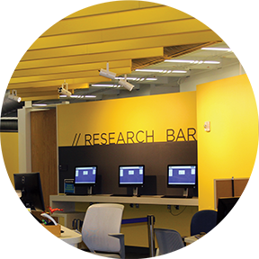 Research Bar Space