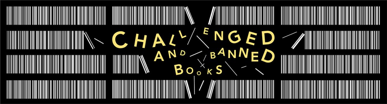 challenged and banned books banner