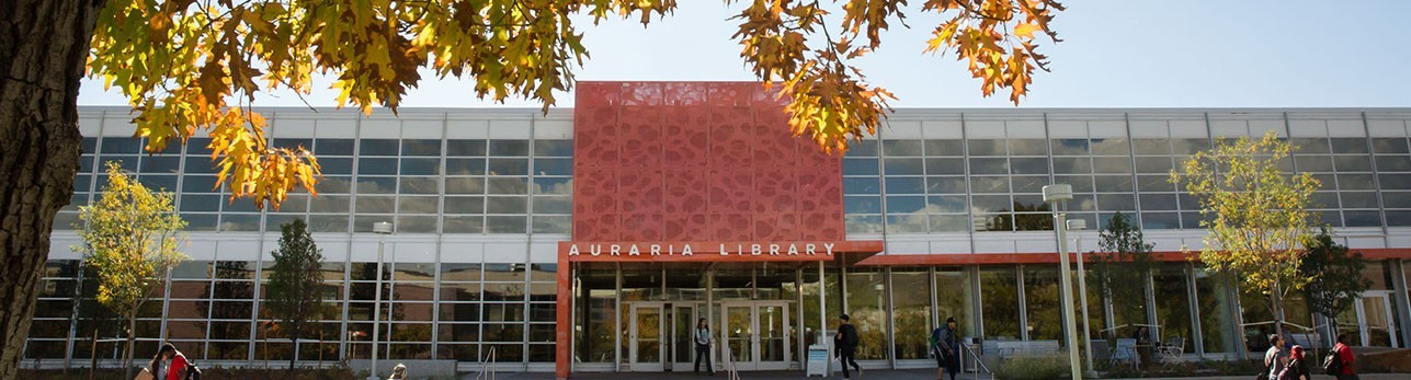Auraria Library Lawrence Street Canopy