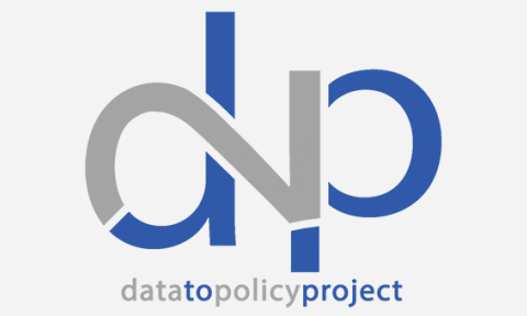 data to policy project logo