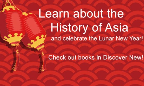 Discover New January Highlight - History of Asia