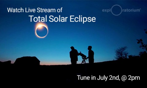 Watch solar eclipse on July 2nd 2019