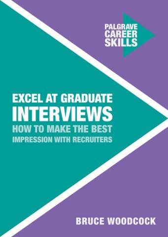 "Book cover for ""Excel at Graduate Interviews'"