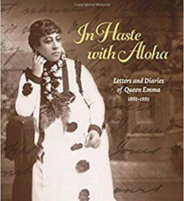 In Haste With Aloha Cover