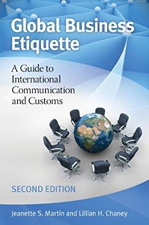 Global Business Etiquette Cover
