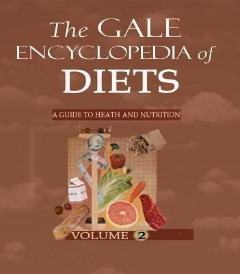 Gale Encyclopedia of Diets Cover