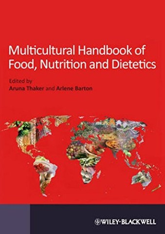 Multicultural Handbook of Food, Nutrition and Dietetics Cover