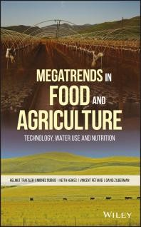 Megatrends in Food and Agriculture Cover