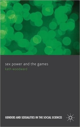 Sex Power and the Games Cover