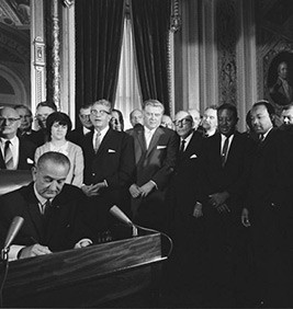 50th anniversary of the Voting Rights Act