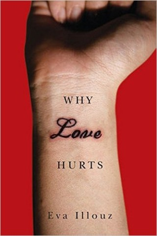 "Book cover for ""Why Love Hurts: A Sociological Explanation""."