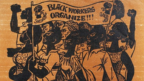 "Cover image for ""A Plan for Black Liberation"" booklet."