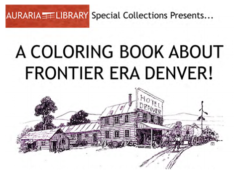 New Special Collections Coloring Book!
