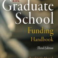 "Cover for ""The Graduate School Funding Handbook"""