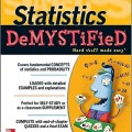 "Book cover of ""Statistics Demystified"""