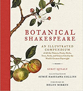 Botanical Shakespeare Cover