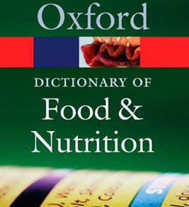 A Dictionary of Food and Nutrition Cover