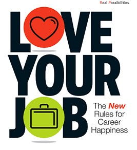 "Book cover for ""Love Your Job"""