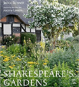 Shakespeare's Gardens Cover