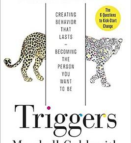 "Book cover for ""Triggers: Creating Behavior That Lasts"""